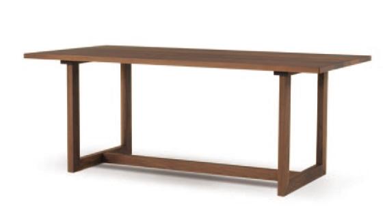 和弦-口型脚テーブル13502